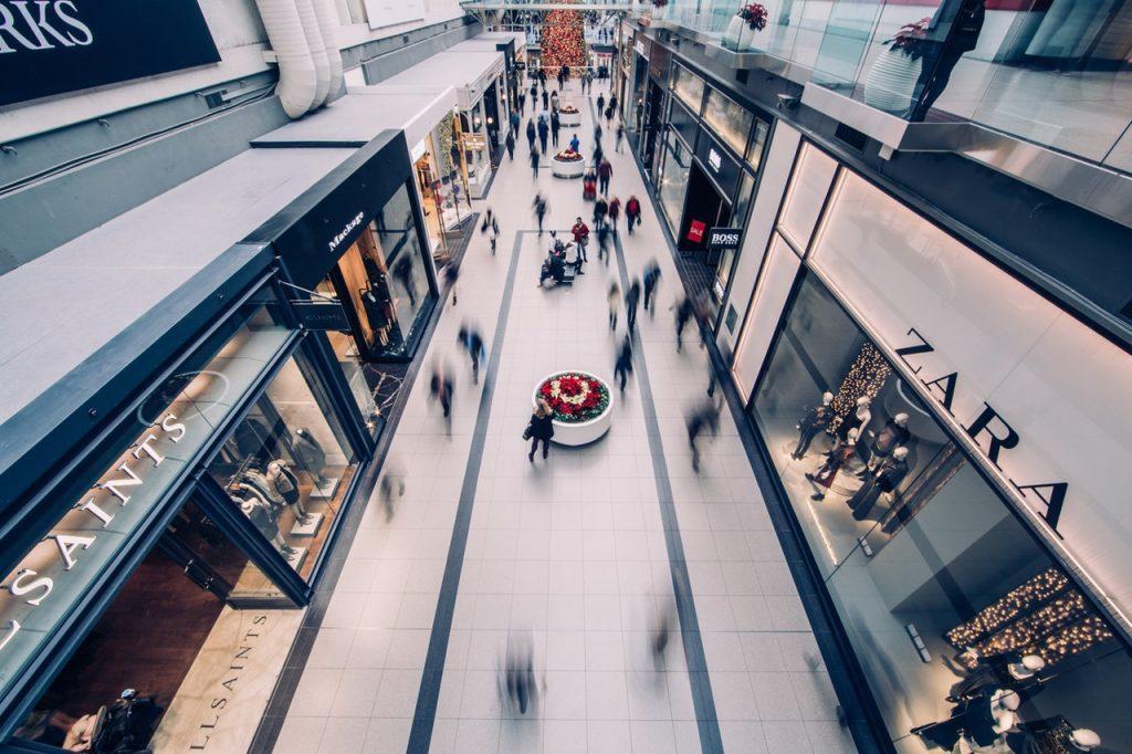 shopping centre management
