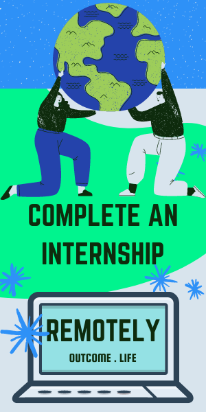 work from home with remote internships